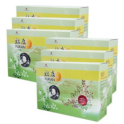 莊淑旂博士 福康 6盒