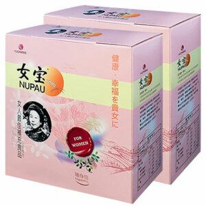 莊淑旂博士 女寶 2盒