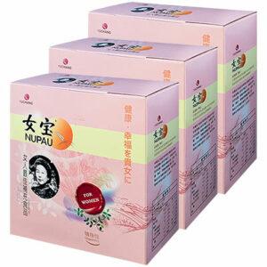 莊淑旂博士 女寶 3盒