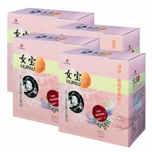 莊淑旂博士 女寶 4盒