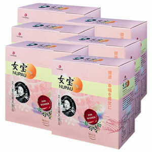 莊淑旂博士 女寶 6盒