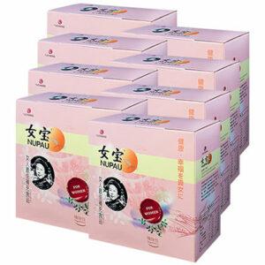 莊淑旂博士 女寶 8盒