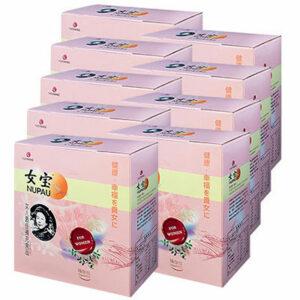 莊淑旂博士 女寶 9盒