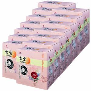 莊淑旂博士 素食女寶 14盒箱購組